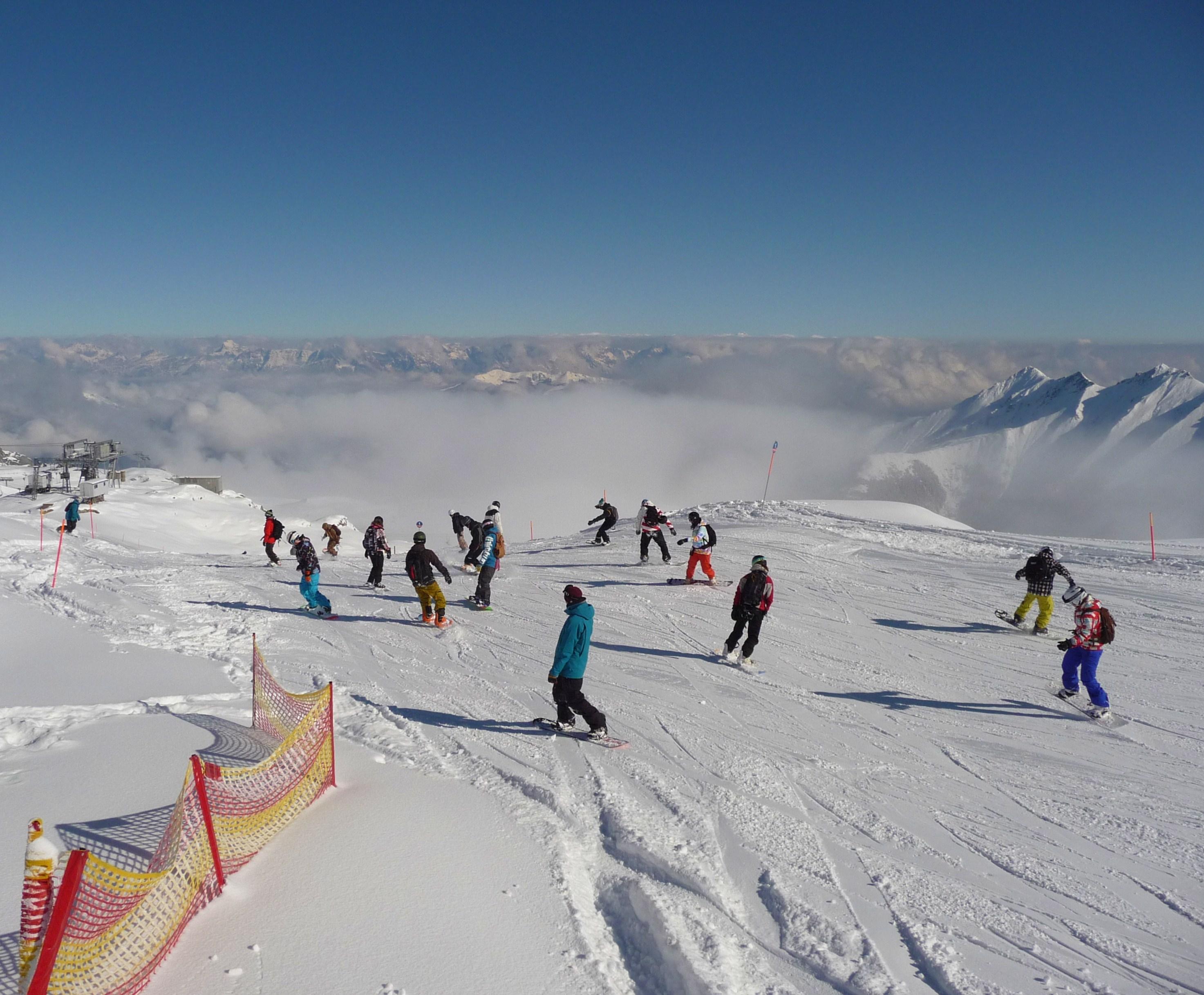 Snowboardclub Austria