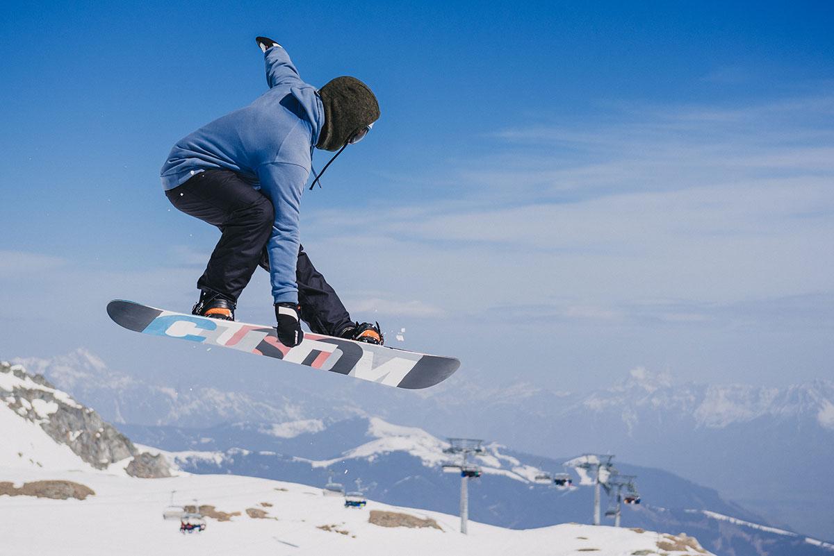 Snowboardtrainer Ausbildung